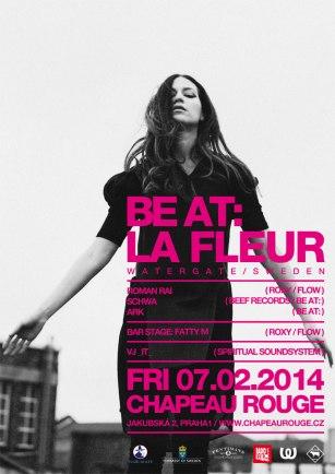 BE AT: La Fleur